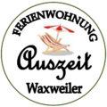 """Ferienwohnung """"Auszeit"""" Waxweiler"""